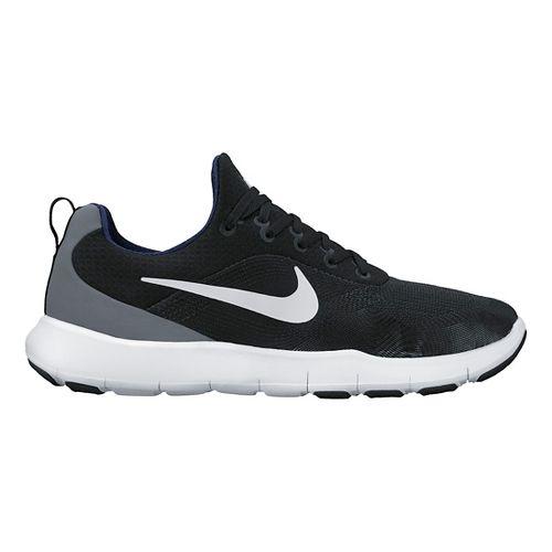 Mens Nike Free Trainer v7 Cross Training Shoe - Black/White 8