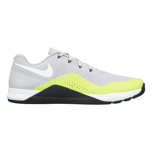 Mens Nike MetCon Repper DSX Cross Training Shoe - Grey/Volt 11.5