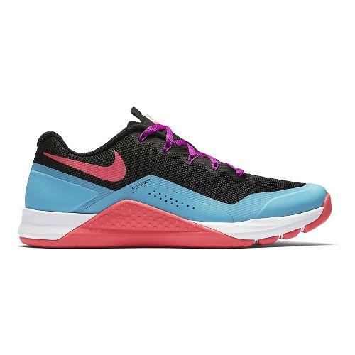 Womens Nike MetCon Repper DSX Cross Training Shoe - Black/Blue 9.5