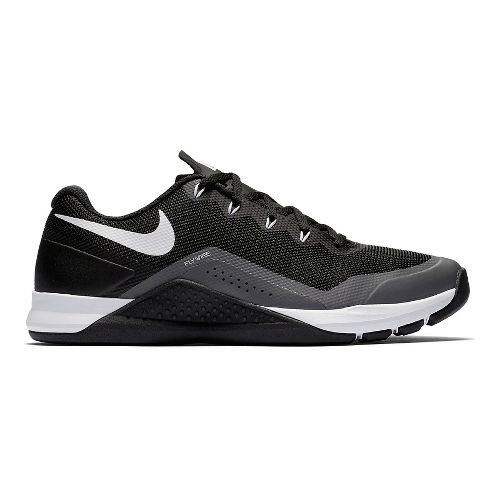 Womens Nike MetCon Repper DSX Cross Training Shoe - Black/Grey 6