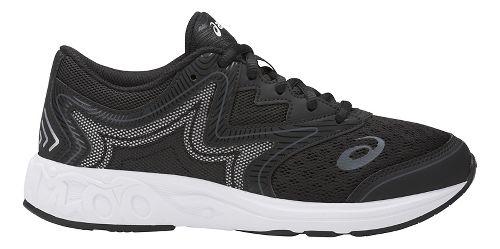 Kids ASICS Noosa FF Running Shoe - Black/White 7Y