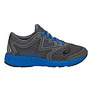 Kids ASICS Noosa FF Running Shoe - Carbon/Blue/Black 6.5Y