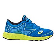 Kids ASICS Noosa FF Running Shoe - Blue/Green 3.5Y