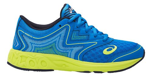 ASICS Noosa FF Running Shoe - Blue/Green 7Y