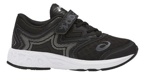 Kids ASICS Noosa FF Running Shoe - Black/White 12C