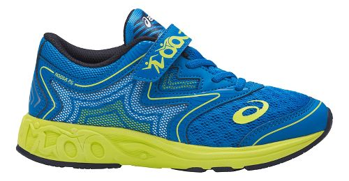 ASICS Noosa FF Running Shoe - Blue/Green 11C