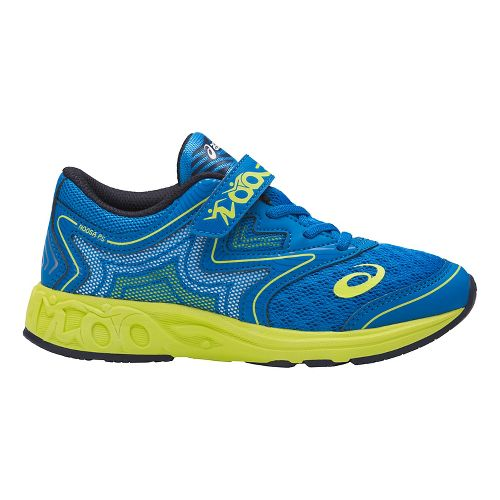 ASICS Noosa FF Running Shoe - Blue/Green 13C