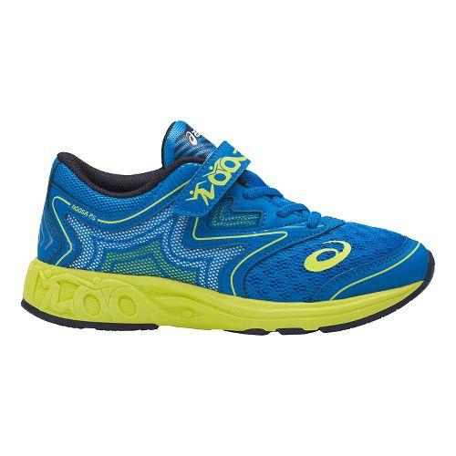 ASICS Noosa FF Running Shoe - Blue/Green 3Y