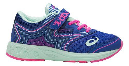 Kids ASICS Noosa FF Running Shoe - Blue Purple/Mint 12C
