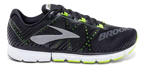 Mens Brooks Neuro 2 Running Shoe - Black/Neon 13