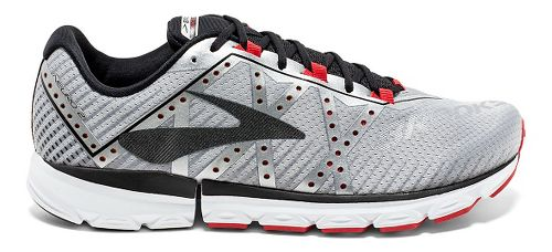 Mens Brooks Neuro 2 Running Shoe - Silver/Black/High 7