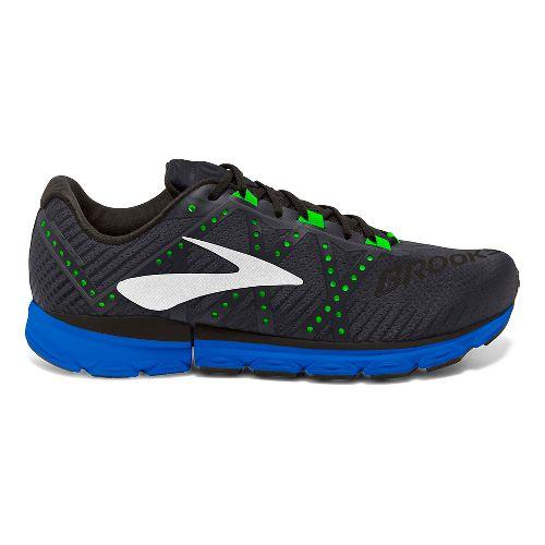 Mens Brooks Neuro 2 Running Shoe - Grey/Blue 7.5