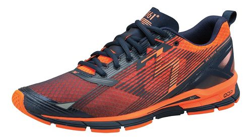 Mens 361 Degrees Onyx Running Shoe - Midnight/Vibe 9.5