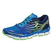 Mens 361 Degrees Sensation 2 Running Shoe - Sapphire/Gecko 8.5
