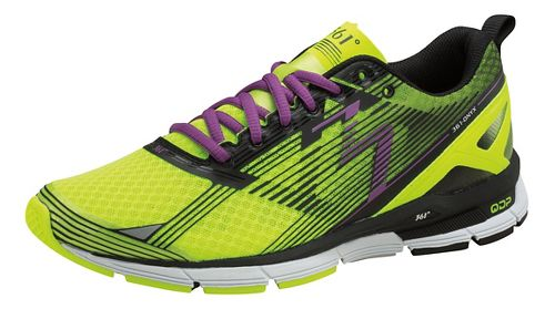 Womens 361 Degrees Onyx Running Shoe - Spark/Black 11
