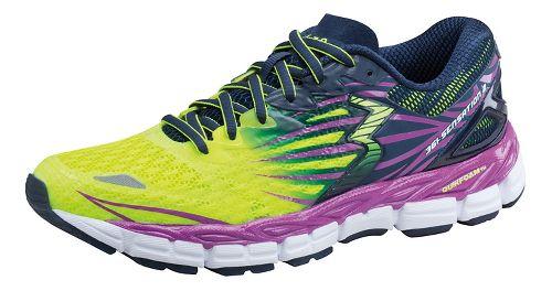 Womens 361 Degrees Sensation 2 Running Shoe - Spark/Crush 10.5