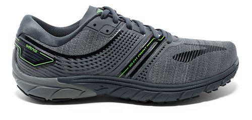 Mens Brooks  PureCadence 6 Running Shoe - Castle Rock/Black 8.5