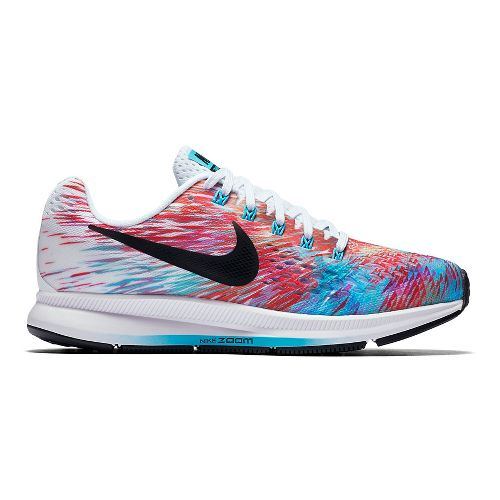 Womens Nike Air Zoom Pegasus 34 LE Running Shoe - Sunburst 7.5