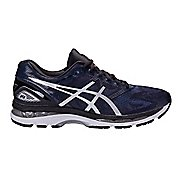 Mens ASICS GEL-Nimbus 19 Exclusive Running Shoe - Navy/Black 11.5