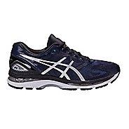 Mens ASICS GEL-Nimbus 19 Exclusive Running Shoe - Navy/Black 12
