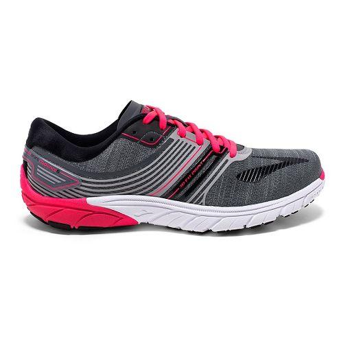 Womens Brooks PureCadence 6 Running Shoe - Castle Rock/Black 6.5
