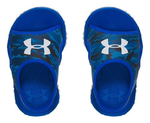 Under Armour Fat Tire INF SL Sandals Shoe - Ultra Blue 6C
