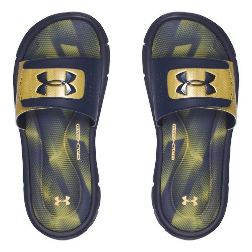 Under Armour Ignite Sandstorm SL Sandals Shoe - Midnight Navy 3Y