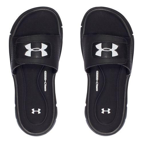Under Armour Ignite V SL Sandals Shoe - Black 4Y