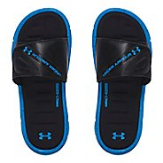 Under Armour Ignite WR SL Sandals Shoe - Black 5Y