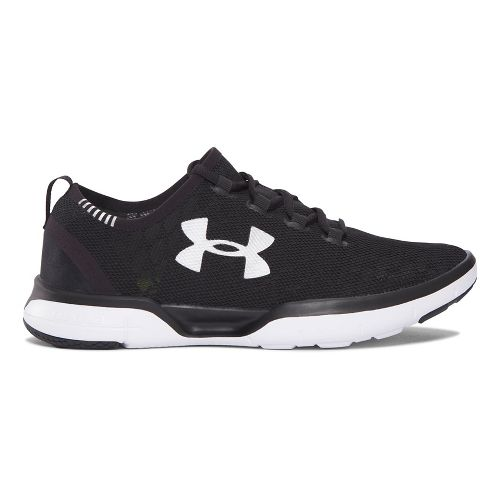 Under Armour Charged CoolSwitch RN  Running Shoe - Black 3.5Y