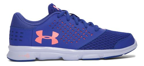 Under Armour Micro G Rave RN  Running Shoe - Deep Periwinkle 5.5Y