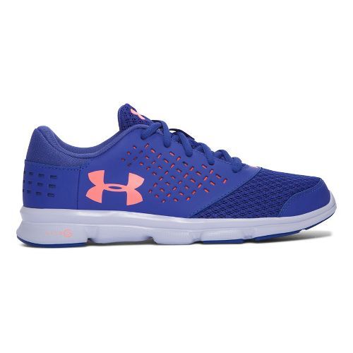 Under Armour Micro G Rave RN  Running Shoe - Deep Periwinkle 4Y