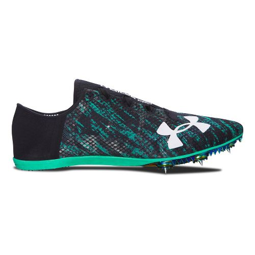 Under Armour Speedform Miler Pro Track and Field Shoe - White 11