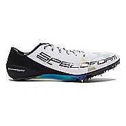 Under Armour Speedform Sprint Pro Track and Field Shoe - White 5.5