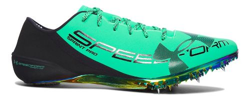 Under Armour Speedform Sprint Pro Track and Field Shoe - Vapor Green 13