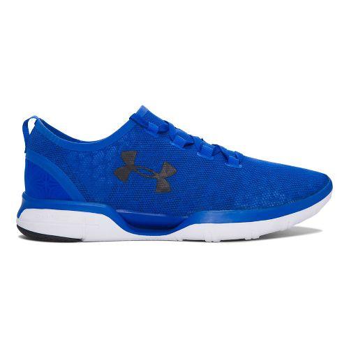 Mens Under Armour Charged CoolSwitch Running Shoe - Ultra Blue 9.5
