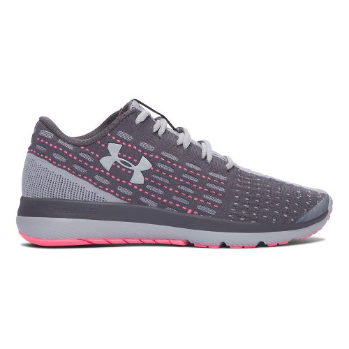Under Armour Slingflex  Running Shoe - Overcast Grey/Rhino 7Y