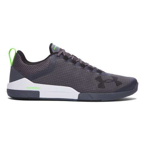 Mens Under Armour Charged Legend TR Cross Training Shoe - Rhino Grey 9