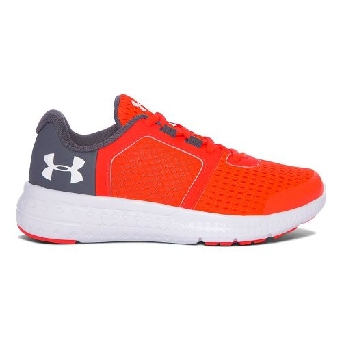 Under Armour Micro G Fuel RN  Running Shoe - Phoenix Fire/Grey 12.5C