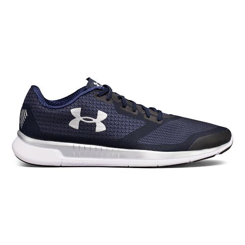 Mens Under Armour Charged Lightning Running Shoe - Midnight Navy/Black 10.5