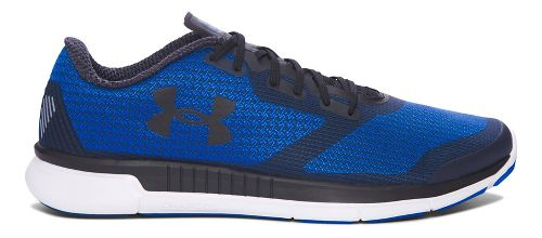 Mens Under Armour Charged Lightning  Running Shoe - Ultra Blue 9.5
