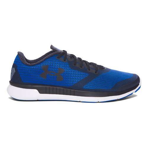 Mens Under Armour Charged Lightning  Running Shoe - Ultra Blue 11