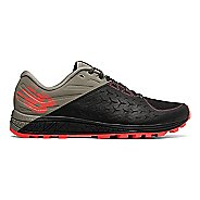 Mens New Balance Vazee Summit v2 Trail Running Shoe - Black/Military Green 10.5