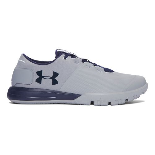 Mens Under Armour Charged Ultimate TR 2.0 Cross Training Shoe - Steel 7.5