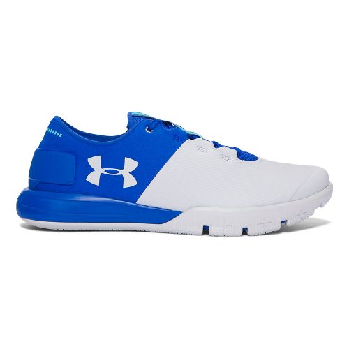 Mens Under Armour Charged Ultimate TR 2.0 Cross Training Shoe - Ultra Blue 12