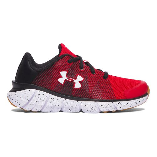 Under Armour X-Level Scramjet  Running Shoe - Red/Black 10.5C