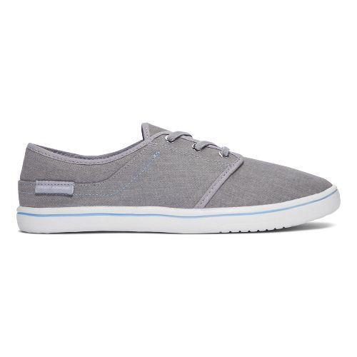 Womens Under Armour Street Encounter Casual Shoe - Grey/Wolf 8