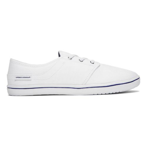 Womens Under Armour Street Encounter Casual Shoe - White 7