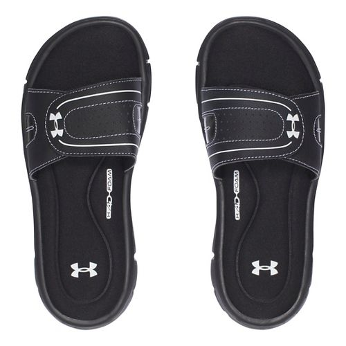 Under Armour Ignite VIII SL Sandals Shoe - Black 4Y