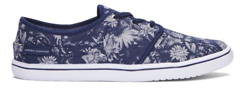 Womens Under Armour Street Encounter Floral Casual Shoe - Grey/Wolf 10